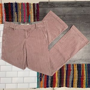 Joe Jean's Lavender Corduroy Wide Leg Pants